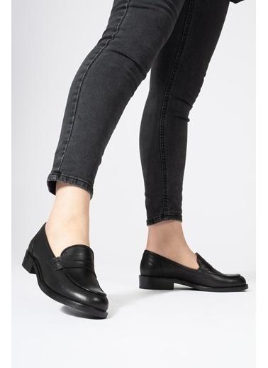 CZ London Ayakkabı Siyah